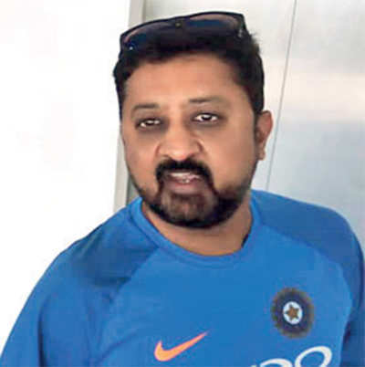 India may have a new logistics manager after the SA tour
