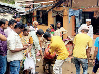 City orgn gets aid experience from Sangli, Kolhapur here