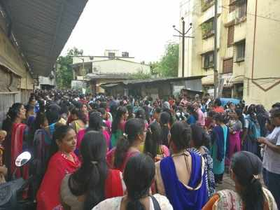 Parents launch a day-long protest at Kalyan school over Vedic Maths book