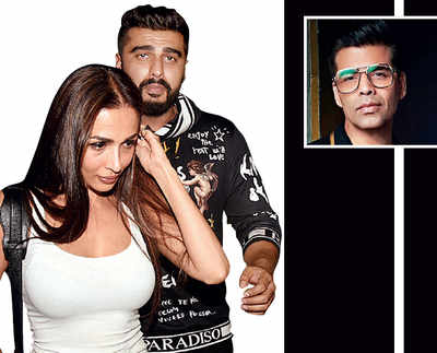 Malaika Arora and Arjun Kapoor to live together?