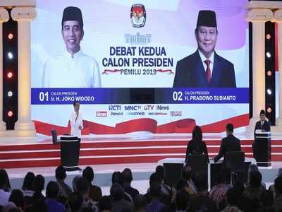 Indonesia: Presidential candidates baffled by unicorns