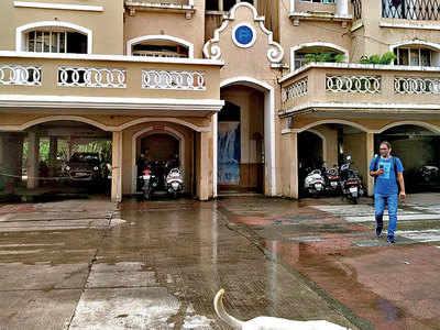 Faulty sewage chokes Viman Nagar societies