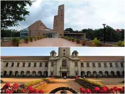 Bengaluru: NLSIU, IISc rank top in survey