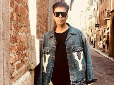Here's how Karan Johar pampers his staff