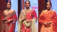 A regal end to Delhi Times Fashion Week