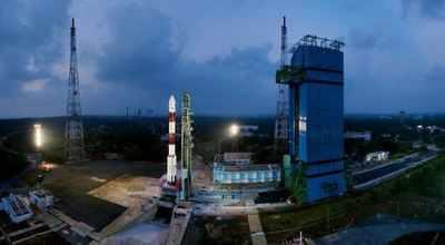 ISRO successfully launches 100th satellite Cartosat-2