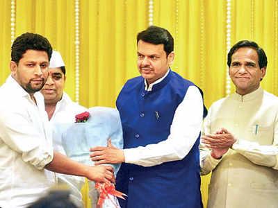 Radhakrishna Vikhe Patil batting for BJP, alleges NCP leader Ankush Kakade