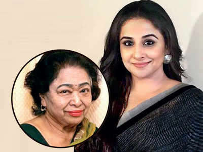 HEARD THIS? Vidya Balan to play 'human calculator' Shakuntala Devi in Anu Menon's next