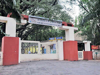 FTII HoDs kicked out of academic council