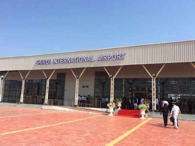 Daily flights from Bengaluru to Shirdi