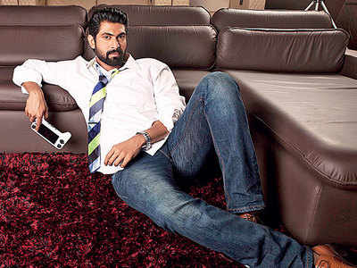 Rana Daggubati recalls the time when he worked behind-the-scenes on films