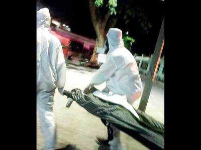 Act of goodwill transcends faith: Muslim volunteers cremate aged Hindu deceased