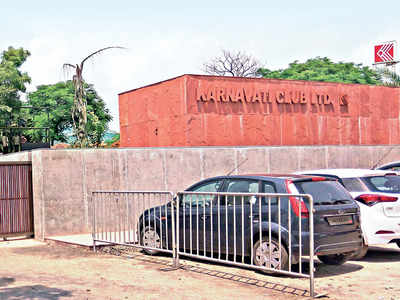 Covid hits Karnavati Club, but its 15,000 members clueless