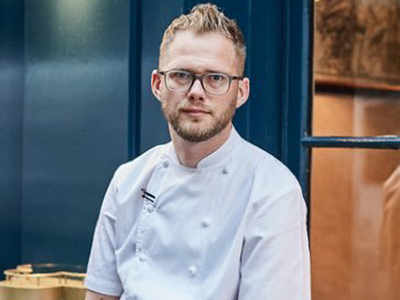 English chef Luke Robinson to host an Italian pop-up in Mumbai