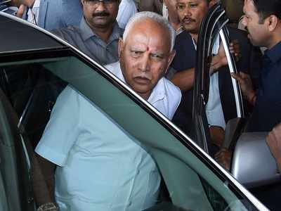 CM BS Yediyurappa on Belagavi border issue: No question of giving away even an inch of land