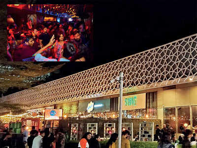 Cops won't let the music play: Baner's party destinations to go silent at 10 pm