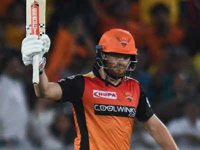 Sunrisers Hyderabad defeats Chennai Super Kings by six wickets
