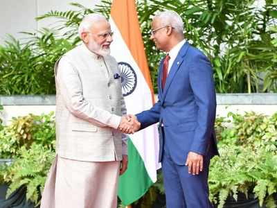 Maldives confers country's highest honour on PM Narendra Modi
