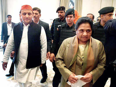 Mayawati calls it quits with ally SP