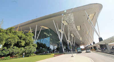 Boarding at model Kempegowda International Airport  will be a breeze