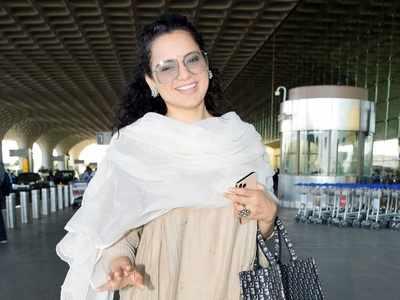 Kangana Ranaut gets Y security from MHA; actress thanks Home Minister Amit Shah