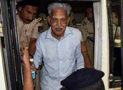 Bombay high court permits Varavara Rao's release on cash bail