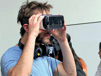 Up for some Virtual Reality?