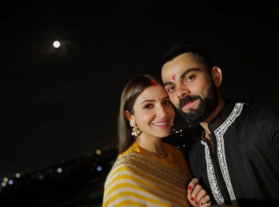 Karwa Chauth 2019: Distance makes the heart fonder for Rohit Sharma, Shikhar Dhawan