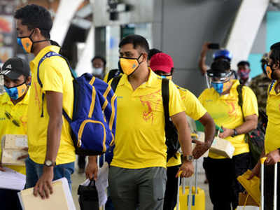IPL 2021: Two test positive for COVID-19 in CSK contingent