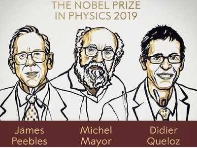 American cosmologist James Peebles, Swiss scientists Michel Mayor and Didier Queloz win Nobel physics prize for discoveries in astronomy