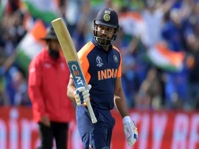 Watch: Rishabh Pant batting at No 4? Rohit Sharma embraces his cheeky side
