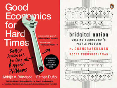 Future value: This set of books on economics tackles the challenges and problems we face today