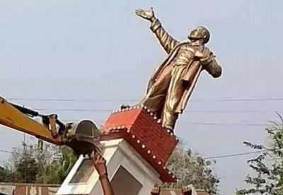 From Lenin to Periyar and Shyama Prasad Mukherjee, 10 things you need to know about statue vandalism