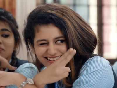 Priya Prakash Varrier: Want to be known as a good actor, not just the wink queen