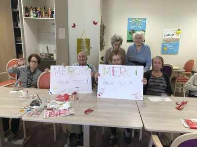 Freedom! In France, a nursing home takes on COVID-19 and wins