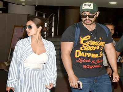 Malaika Arora denies wedding rumours with Arjun Kapoor, says there is no truth in silly speculations