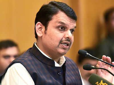 Caretaker CM Devendra Fadnavis blames Sena for failure of talks