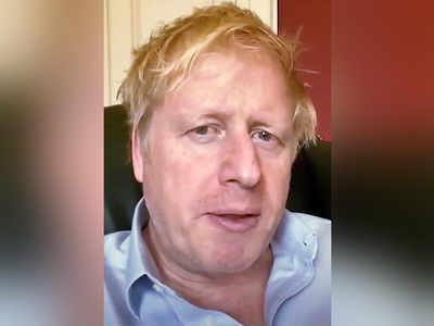 Boris Johnson in 'good spirits'