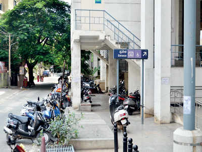 In a first, BBMP will construct a parking lot for Attiguppe Metro station
