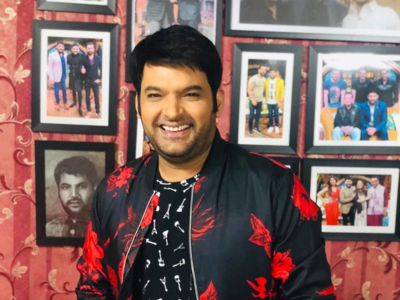 Kapil Sharma on dubbing for Angry Birds 2: Knowing my history, you'd agree I'm Red