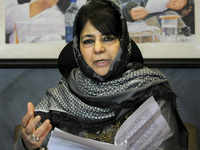 Ex-J&K CM Mehbooba Mufti insults martyrs' kin, says those seeking revenge are illiterate