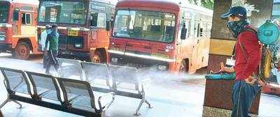 Failed BEST bus strike disrupts MSRTC services ferrying migrants