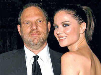 Weinstein's ex cancels show