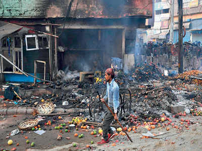 'Are you Hindu or Muslim?': TOI photojournalist recounts Maujpur horror