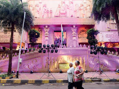 Dadar Parsi Colony gets its own fire temple
