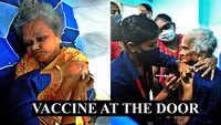Mumbai: BMC begins door-to-door Covid-19 vaccination for the bedridden