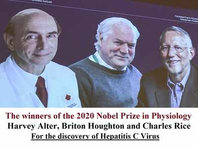 Nobel Prize in Medicine goes to scientists who discovered Hepatitis C Virus