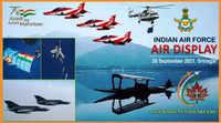 'Azadi ka Amrit Mahotsav': Air show 'Give Wings to your Dreams' held at Dal Lake in Srinagar
