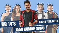 Bigg Boss 14's Rapid Fire with Jaan Kumar Sanu: Jasmin Bhasin is the most fake person |Exclusive|