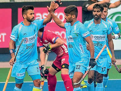 Indian hockey team defeats Asian Games champion Japan 2-0